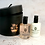 Thumbnail: Rhubarb Rhubarb Hand Wash and Lotion Set in Hat Box