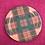 Thumbnail: Loch Lomond Tartan Dinner Plate