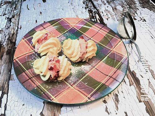Loch Lomond Tartan Dinner Plate