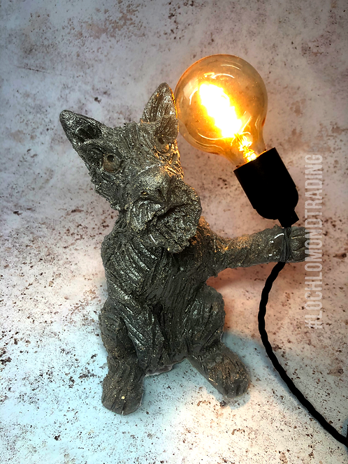 The Ultimate Schnauzer Lamp