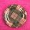 Thumbnail: Loch Lomond Tartan Side Plate
