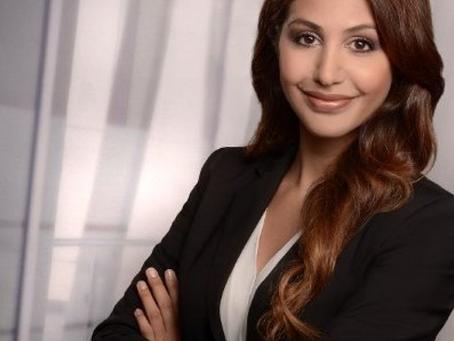 """Hila Azadzoy: """"Ich wollte schon immer einen positiven Impact haben"""""""