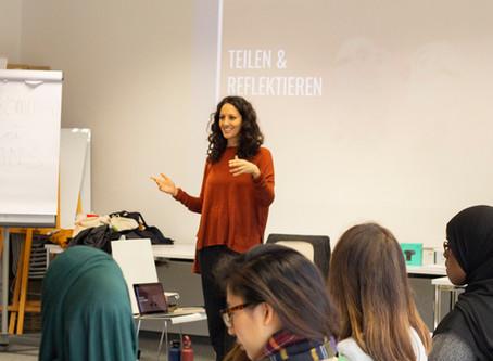 Rückblick: Seminar Passion & Purpose mit Mounira Latrache