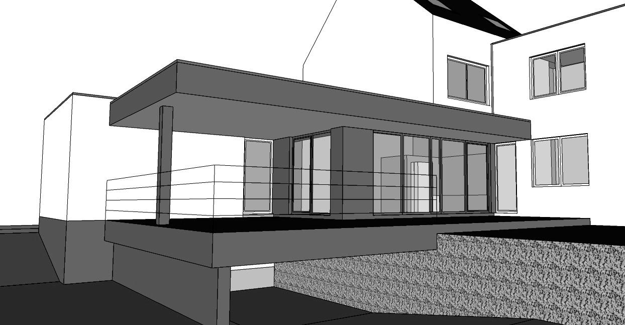 nouvelle terrasse couverte