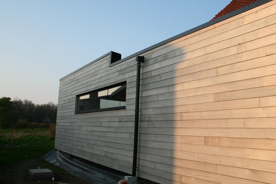 nouveau séjour (façade latérale)
