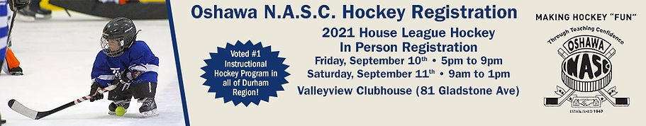 NASC Hockey Banner