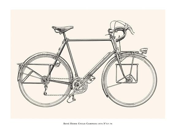 Rene Herse Cyclo Campeur 1974