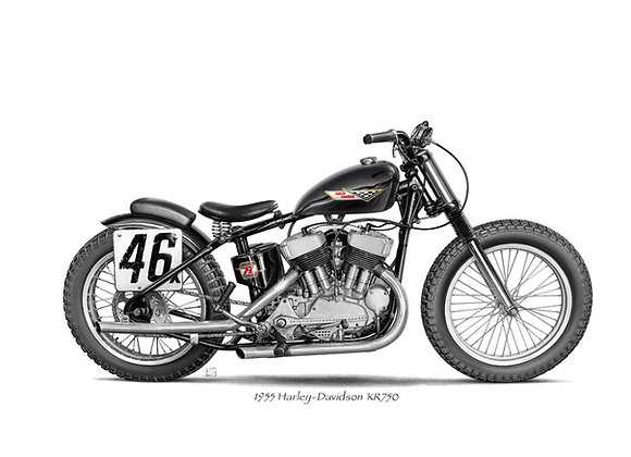Harley Davidson KR750