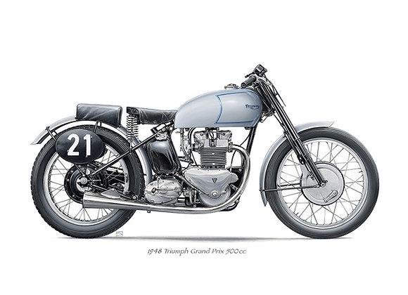 1948 Triumph GP 500