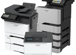 Sharp introduces a new line of A4 copiers and printers