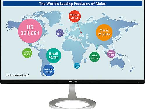 Sharp LLB-240 Desktop LCD Monitor