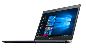 Dynabook laptops are lightweight and packed with technology!