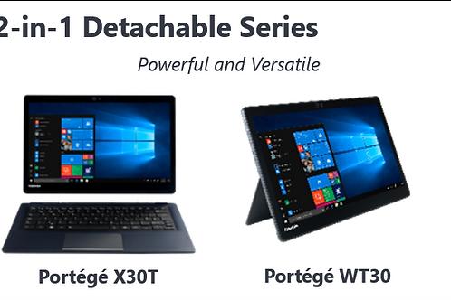 """Portégé® X30T - 13"""" / 2-in-1 Convertible Laptop"""