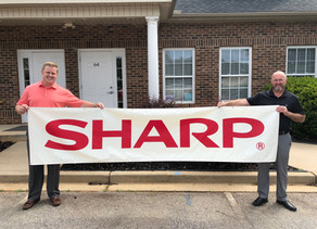 SHARP SELECTS VISION OFFICE SYSTEMS OF SOUTH CAROLINA AS AN AUTHORIZED DEALER