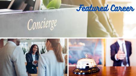 Featured Career: Concierge