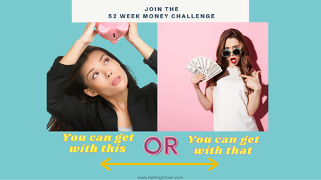 52-Week Money Challenge: How to Save $5,000 This Year