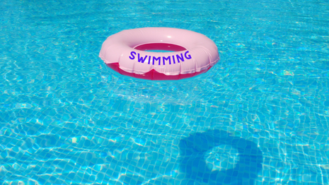 Infraction #5: Swimming Pool