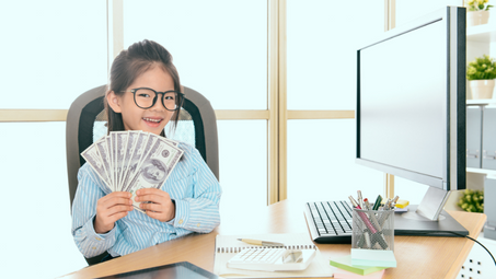 Teaching your kids Money Principles during the holidays