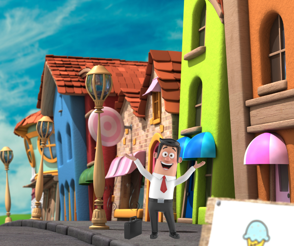 3D Cartoon