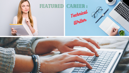 Featured Career: Technical Writer