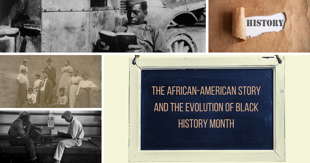 Evolution of Black History Month