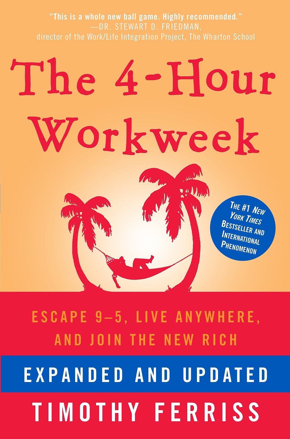 The 4-Hour Workweek (Expanded and Updated) - by Timothy Ferriss