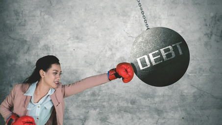 Don't Let Debt Ruin your Marriage