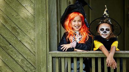 How to Teach Kids Career Options Through Halloween Costumes