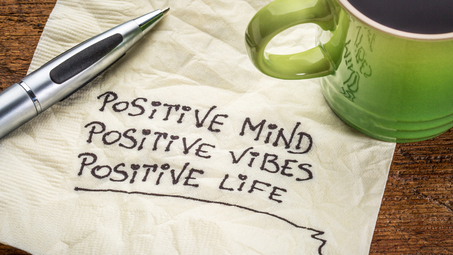 The Power of Positivity: Thoughts can literally create your destiny
