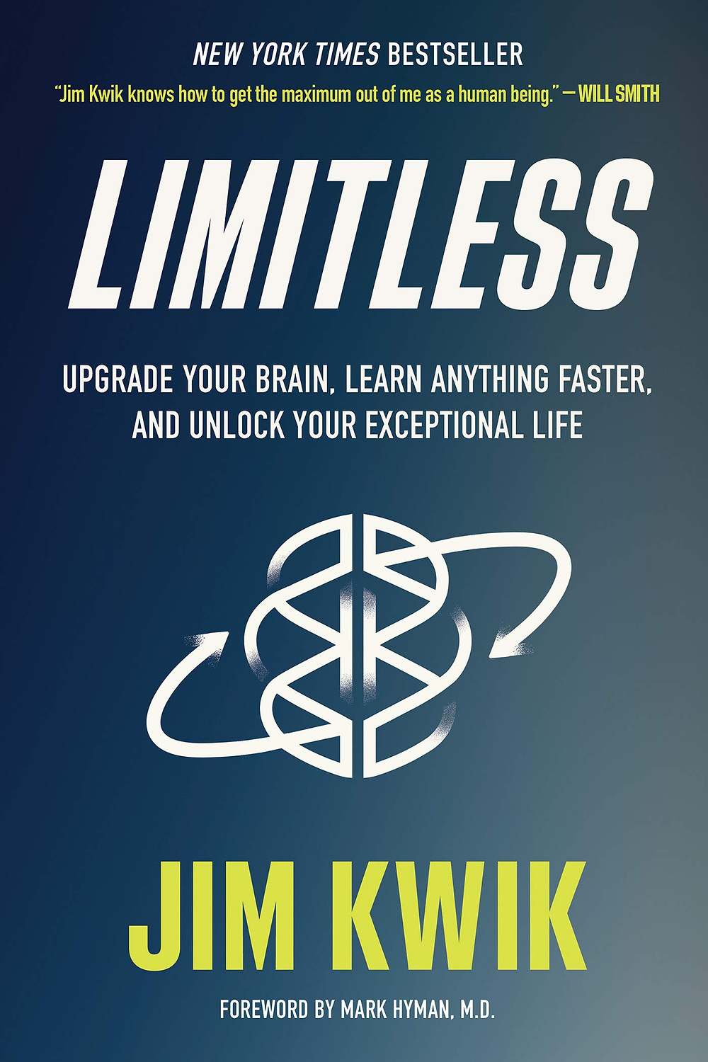 Limitless: Upgrade Your Brain, Learn Anything Faster, and Unlock Your Exceptional Life - by Jim Kwik