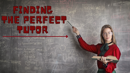 Finding the Perfect Tutor
