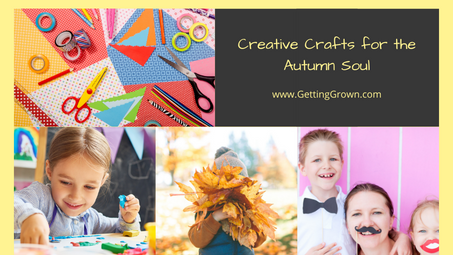 Creative Crafts for the Autumn Soul