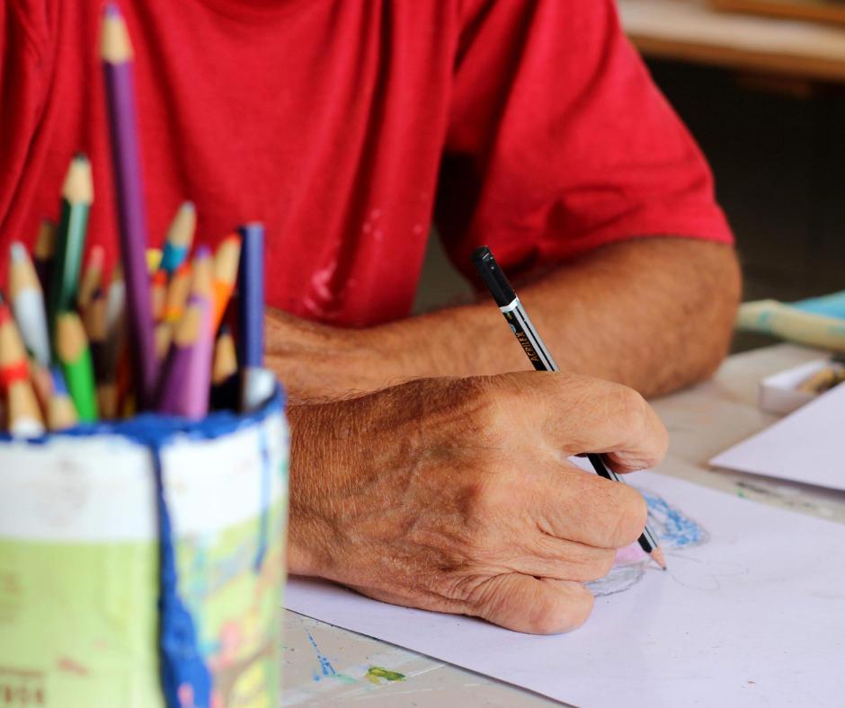 Illustrator drawing