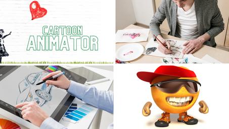 Featured Career: Cartoon Animator