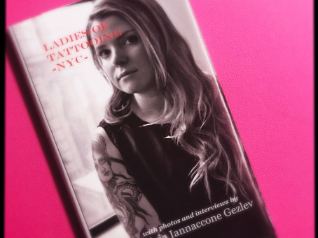 Ladies of tattooing-NYC- Out now!