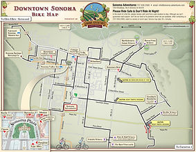 Sonoma Valley Bike Tours - Wine Country