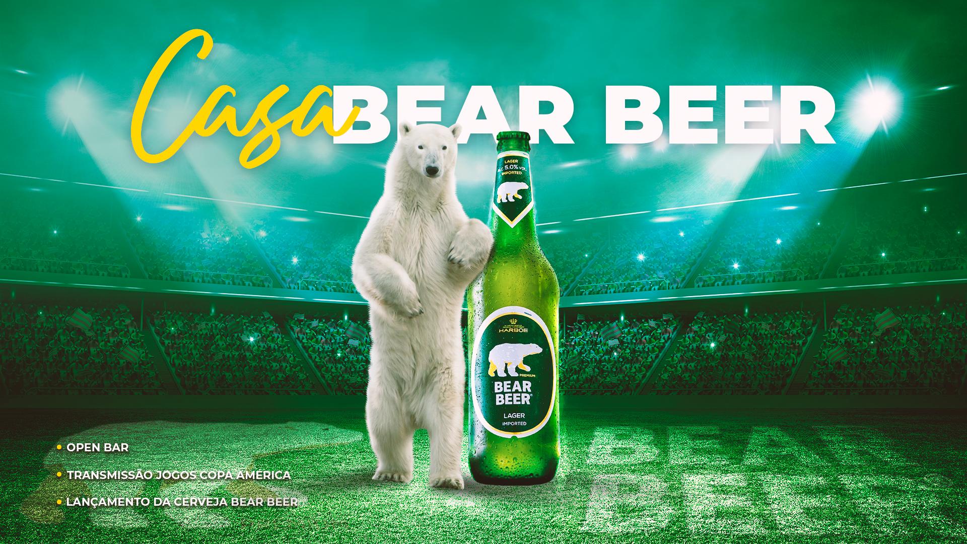 CASA BEAR BEER