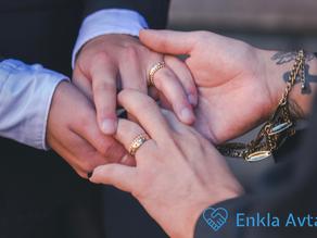 Äktenskapsförråd - EnklaAvtal till en säkherhet för framtiden!