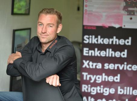 64. A Fridayinterview with Jesper Antonsen.