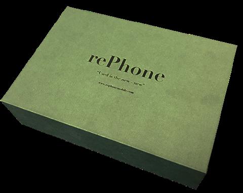 rePHONE - Ett klimatsmart och sparsamt val!