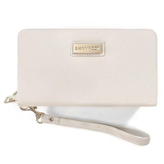 Women's SAVVYROOT Dre' Wallet Bone