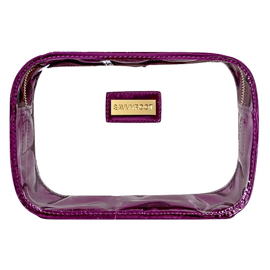 Women's SAVVYROOT Clear2 Crossbody Purple