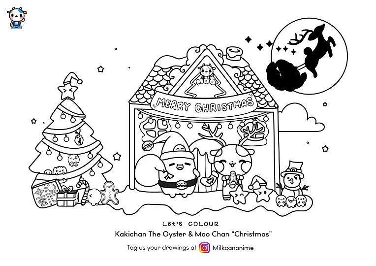 Kakichan and Moo Chan Milkcananime.jpg