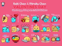 MILKCANANIME CO Kakichan and Miraku Chan