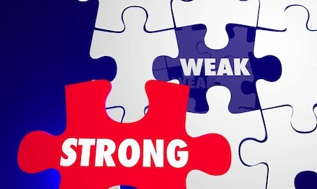 One Minute With God: Strength in Weakness