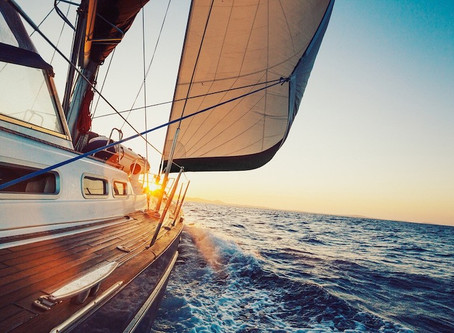 One Minute with God: Setting Sail