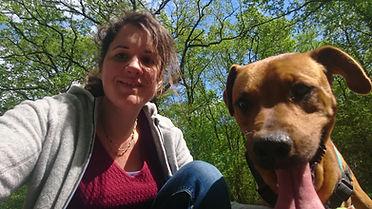 Ethologue Céline Corredoira - comportementaliste canin Indre et Loire