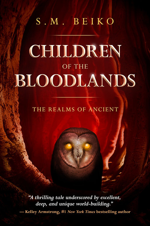 Children of the Bloodlands--Trade Paperback