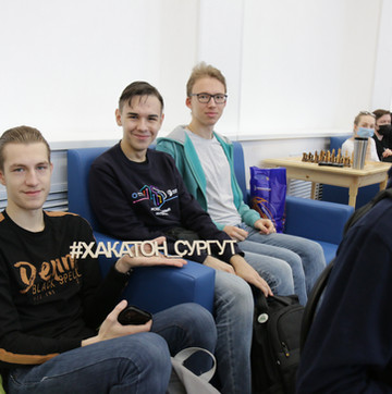 СТАРТ ХАКАТОНА ПО VR/AR