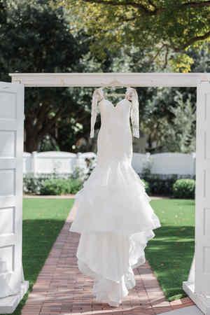 Bridal Gown pre- wedding